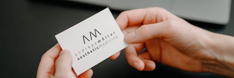 Team - Plastische Chirurgie Heilbronn - Andreas Möller - Praxis - Visitenkarte